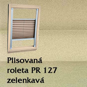 Plisovaná roleta PR 127