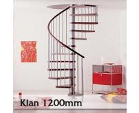 Točité schodiště Klan 1200mm