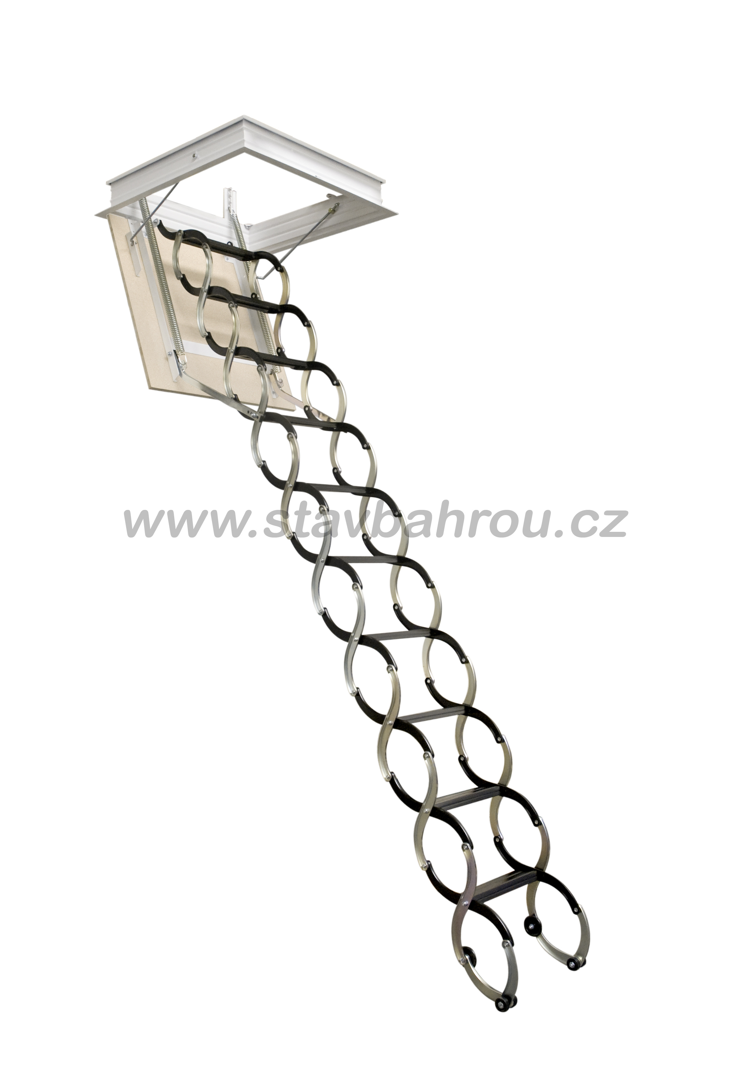 Skládací půdní schody JAP LUSSO 700 x 500 mm