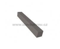 WPC Duofuse distanční profil - kamenná šedá