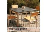 Zahradní stůl Lux granit 1500mm