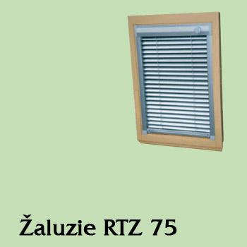 Žaluzie RTZ 75