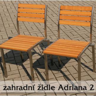 Zahradní židle Ariana 2