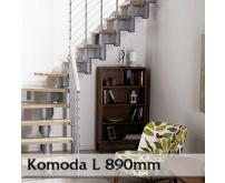 Lomené schodiště Komoda 89L
