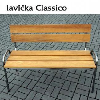 Classico - zahradní lavička