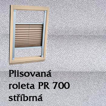 Plisovaná roleta PR 700