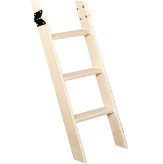 Přídavný díl dřevěného žebříku ke schodům OMAN - DS-1