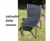 Zahradní židle Roxana