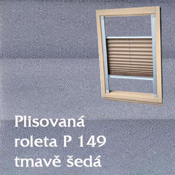 Plisovaná roleta P 149