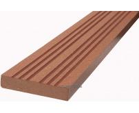 WPC Lemovací lišta nextwood 3D Line - třešeň