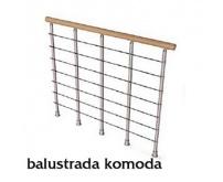 Balustráda Komoda