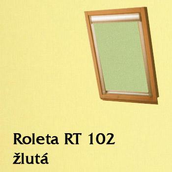 Zastiňovací roleta RT 102