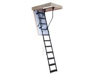Půdní schody protipožární Oman Solid EI60 120x70cm