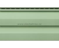 Vinyl Siding SV-06 sv. zelená