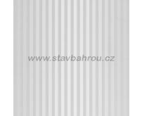Plastová palubka vnitřní Deco - dolce vita silver