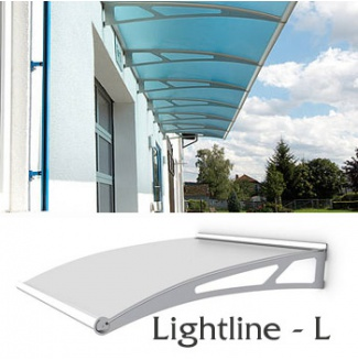 Prodlužovací modul pro vchodovou stříšku Polymer, Lightline L