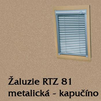 Žaluzie RTZ 81