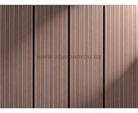 WPC terasa profil HOME tmavý kaštan