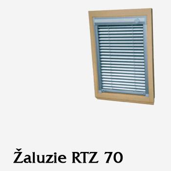 Žaluzie RTZ 70
