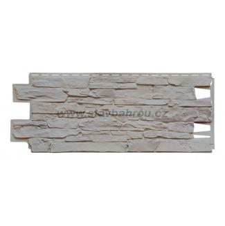 Obkladový panel Solid Stone 003 krémová s hnědými nádechy (spain)