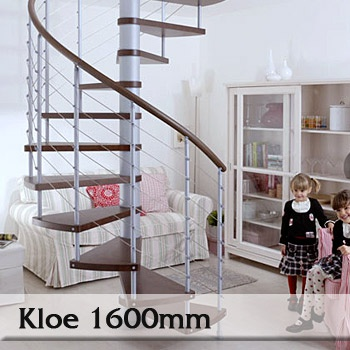 Točité schody Kloe 1600mm