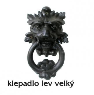 Klepadlo Lev velký