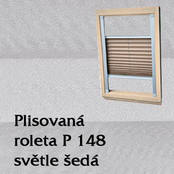 Plisovaná roleta P 148