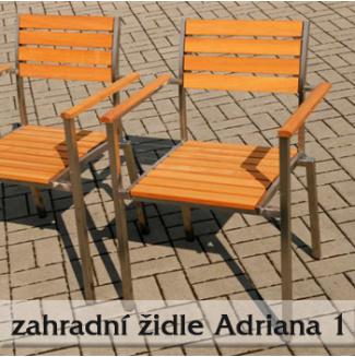 Zahradní židle Ariana 1