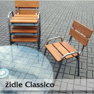 Classico -zahradní židle