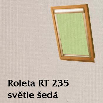 Zastiňovací roleta RT 235