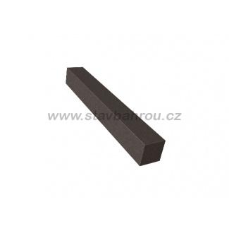WPC Duofuse distanční profil - grafitová černá